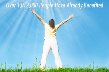 Over 1,012,000 People Have Already Benefited